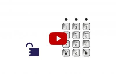 zum Video Zutrittsberechtigung über PIN-Code erteilen Teil II