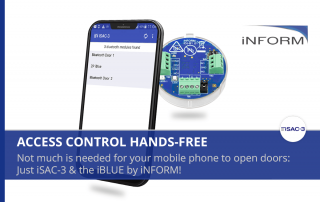 Upgrade your access control system with mobile access