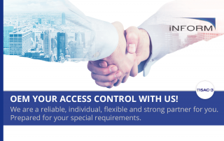 Become an OEM partner access control