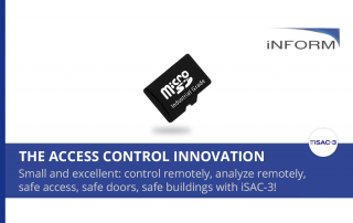 Innovative security through micro SD card technology